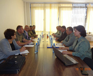 Meeting of border representatives of the Republic of Armenia and Georgia