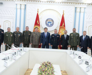 The 80th session of the Council of Commanders of the Border Guard Troops was held