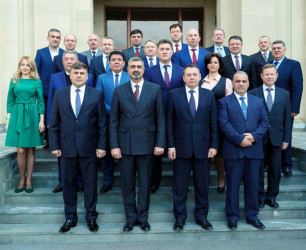 Delegations of border agencies of the CIS discussed issues of military technical cooperation