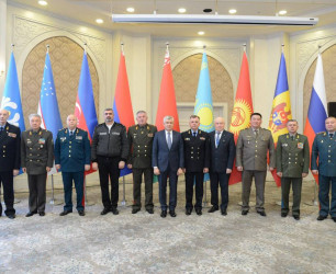 The 81st session of the Council of Commanders of Border Guard Troops was held
