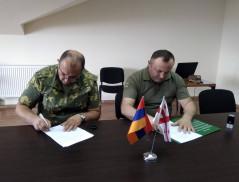 Состоялась встреча пограничных представителей Армении и Грузии