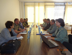 Հայաստանի Հանրապետության և Վրաստանի սահմանային ներկայացուցիչների հանդիպում