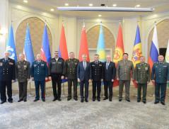 Կայացավ Սահմանապահ զորքերի Հրամանատարների խորհրդի 81-րդ նիստը