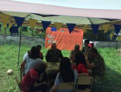 Սահմանապահներն այցելեցին մանկատան սաներին