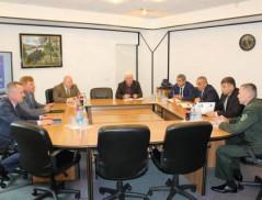 Заместитель Командующего Пограничными войсками СНБ РА посетил Республику Беларусь