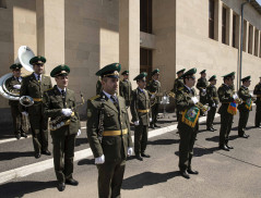 Эстафету Победы приняли в Республике Армения