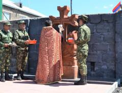 MEMORIAL OF HERO BORDER GUARDS WHO SACRIFICED THEIR LIFE FOR THE HOMELAND