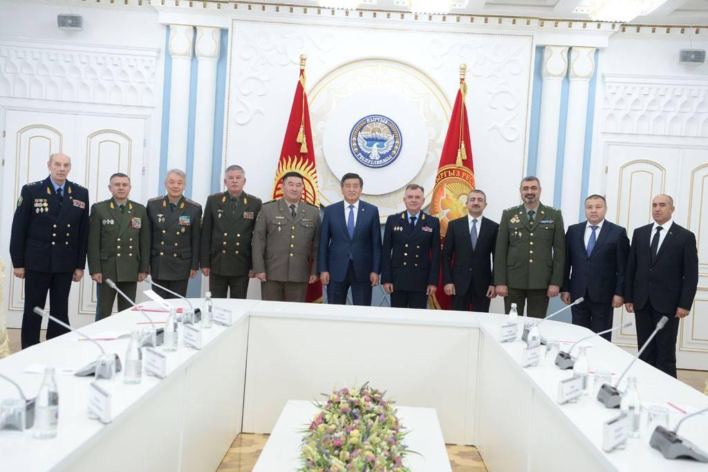 Կայացավ Սահմանապահ զորքերի Հրամանատարների խորհրդի հերթական 80-րդ նիստը