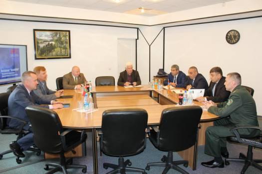 ՀՀ ԱԱԾ սահմանապահ զորքերի հրամանատարի տեղակալն այցելել է Բելառուսի Հանրապետություն