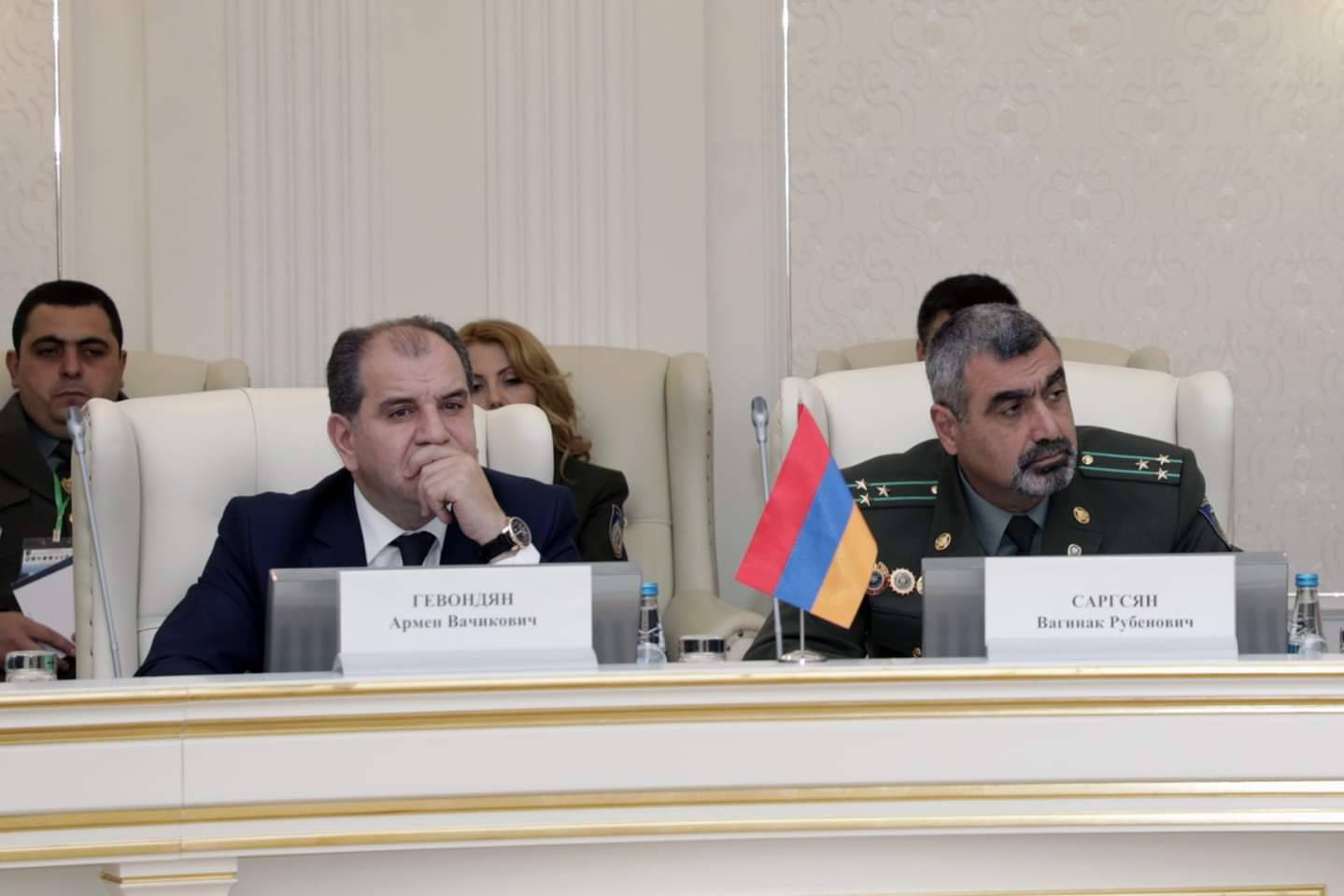 The 82nd meeting of the Council of Border Guard Commanders