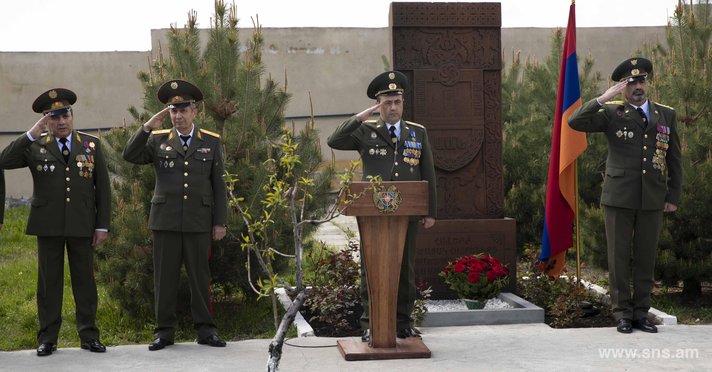 ՀՀ ԱԱԾ սահմանապահ զորքերը նշեցին կազմավորման 28-ամյակը